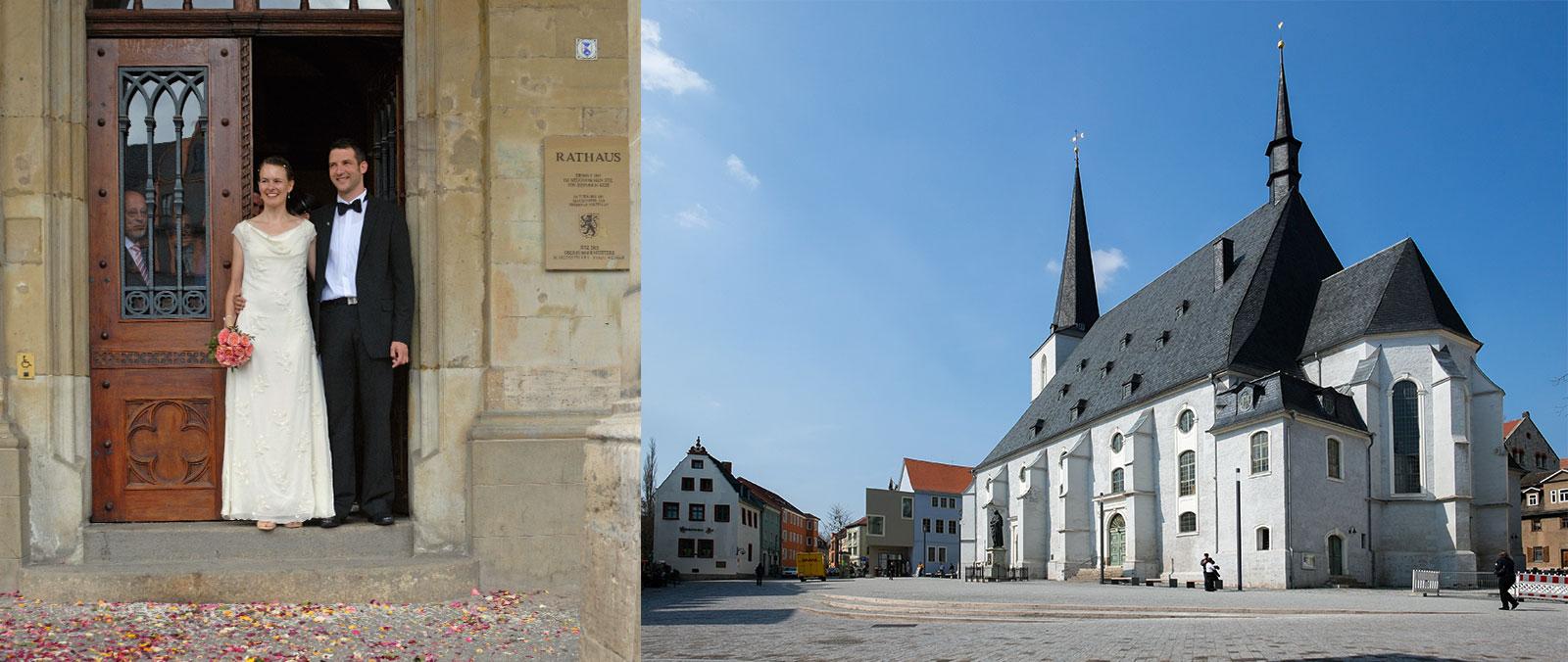 Die Klassiker-Stadt Weimar